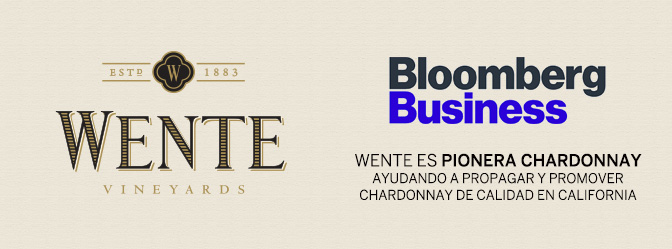 Wente Chardonnay Bloomberg Business