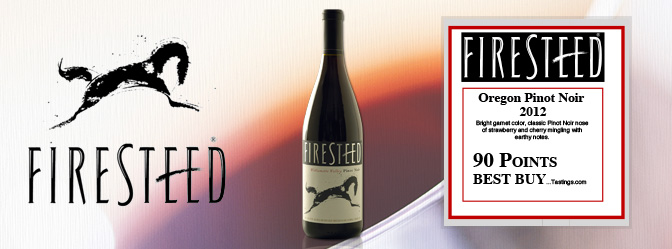 Firesteed, Pinot Noir